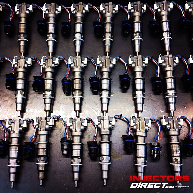 Refurbished vs. Remanufactured injectors