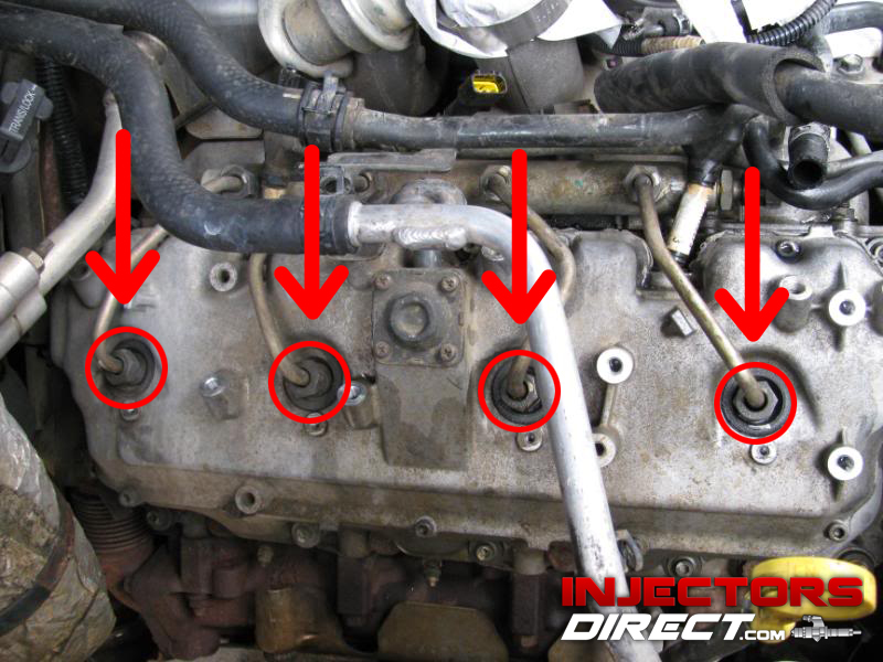 replace your duramax lb7 high pressure fuel lines before it's too cabin heater relay 2006 duramax actual effects of rust and sediment contamination on the valve seat