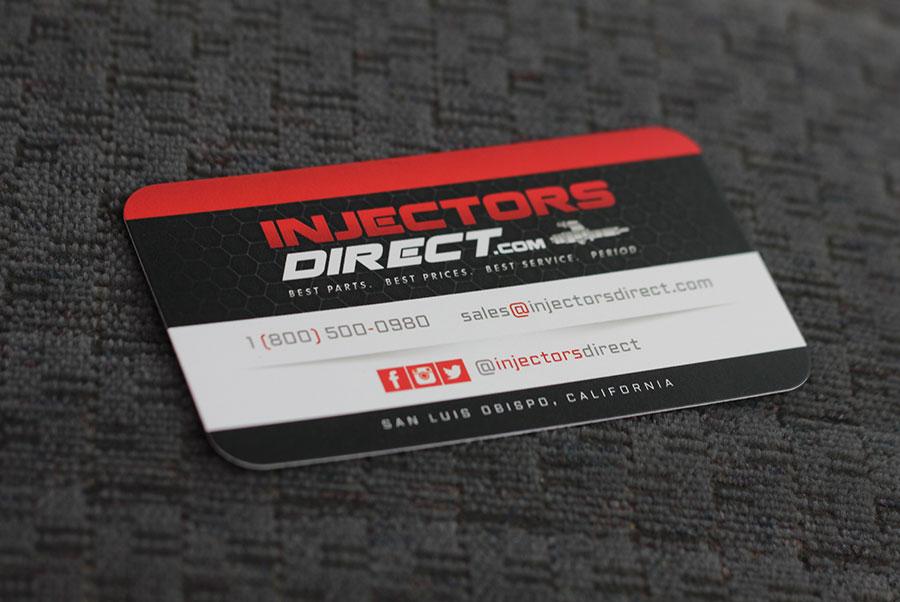 injectors direct contact