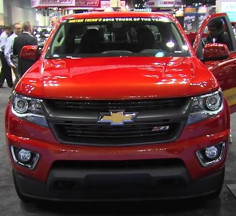 2016 Chevrolet Colorado Diesel-1