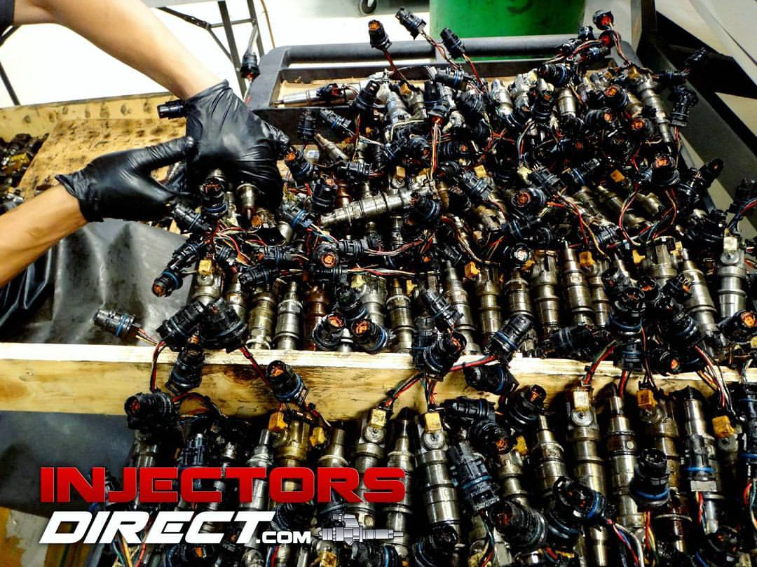 Return Diesel Injector Cores
