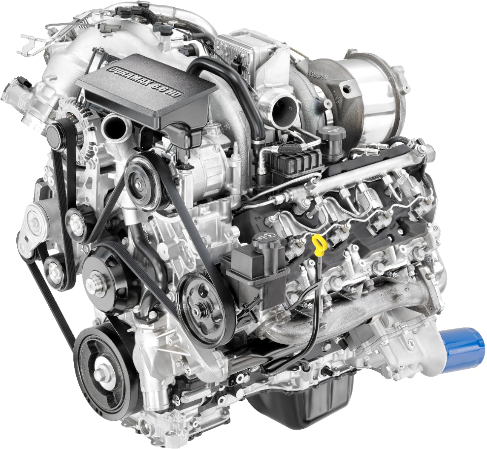New Dirt Released on the 2017 Duramax 6 6L L5P V-8 Turbo Diesel
