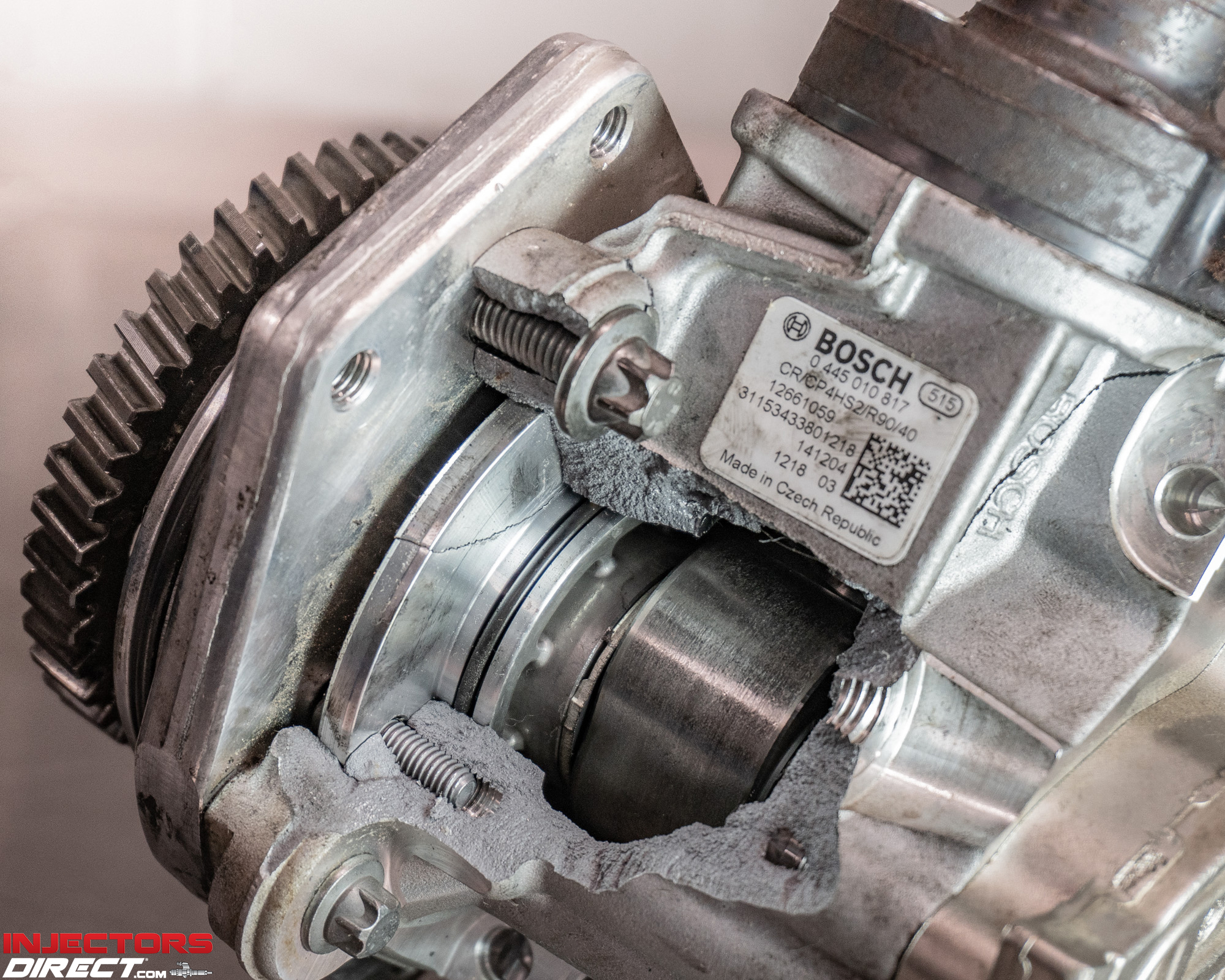 Duramax LML / LGH CP4 Pump Failure – Technical Bulletin