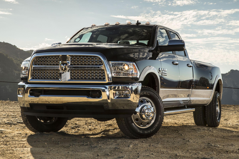 Looking Ahead to 2017 Diesel Truck Models