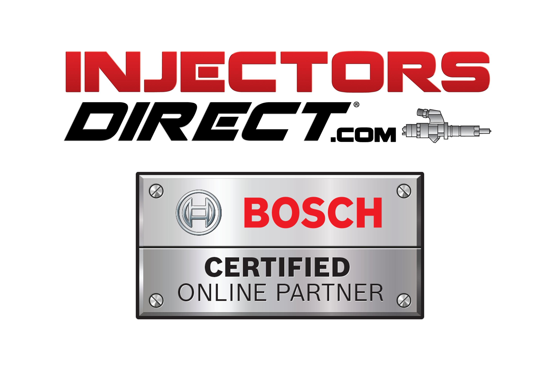 InjectorsDirect.com Becomes Bosch Certified Online Partner